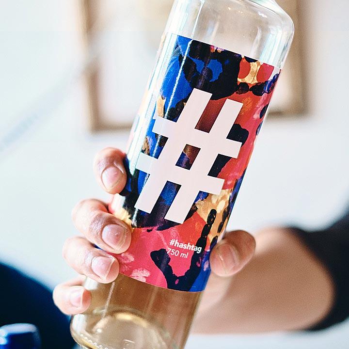 vino semidulce hashtag